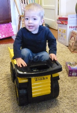 Owen Tractor #1