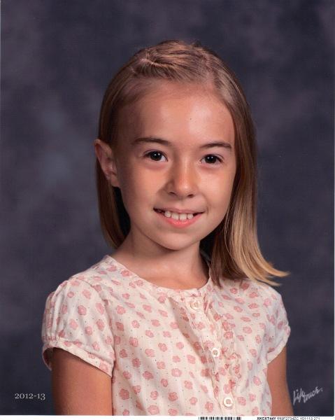 Grace 3rd Grade