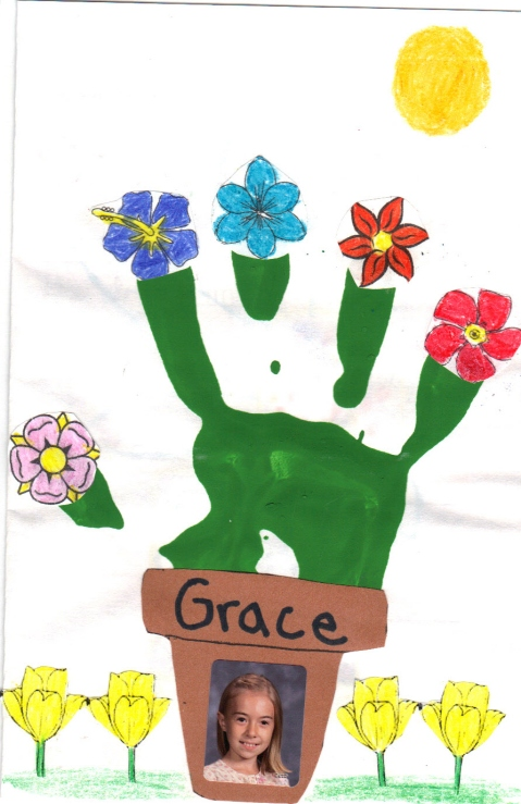 Grace Mother's Day Card 2